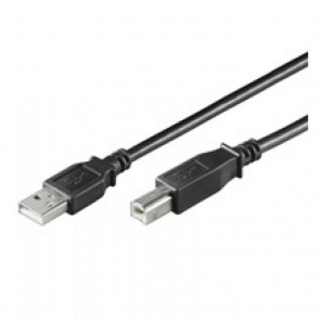 CABLE USB A 2. 0 A USB B 2.0 GOOBAY 3M