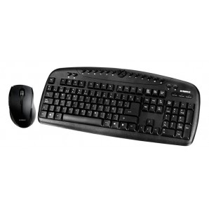 TECLADO+RATON B-MOVE CABLE