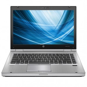 "Hp Elitebook 8460P i7 2.7Ghz/ 4GB/320HD / DVDRW / W7 / 14"""