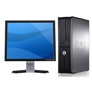 Dell Opt. 740 C2D 2.4/2GB/160 HD/DVD/W7