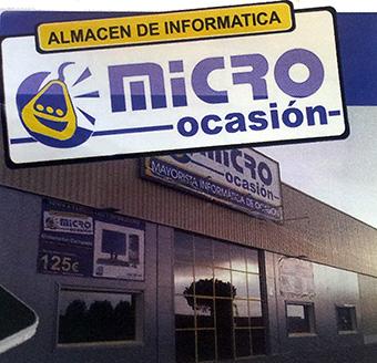 almacen microocasion
