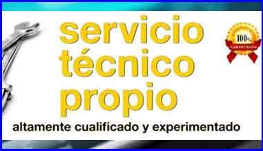 servicio tecnico propio