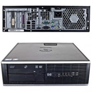 Ordenadores baratos Hp Compaq 8100 I5/3.2GHZ/8GB/250 HD/DVD/W7Pro