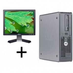 """Conjunto Dell 620 3.0/ 1gb/ 80hd/dvd + TFT 17"""""""
