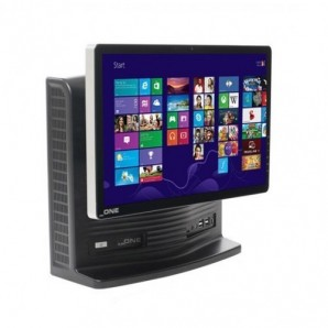 """All in One RM C2D 2.2Ghz/4 GB/320 HD/DVDRW/20"""""""