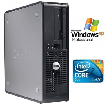 Dell Opt. 745 C2D 1.8/2 GB/160 HD/DVD