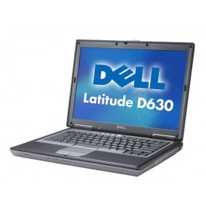Dell Lat. D630 C2D 2.0Ghz/2GB RAM/80 HD/ DVDRW/14""