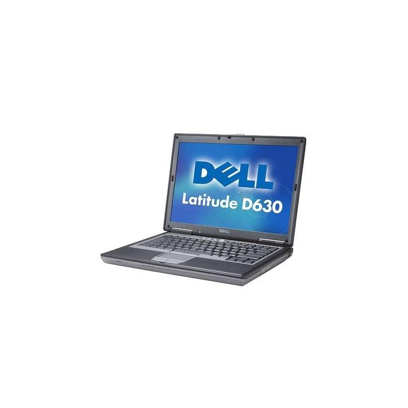 """Dell Lat. D630 C2D 2.0Ghz/2GB RAM/80 HD/ DVDRW/14"""""""