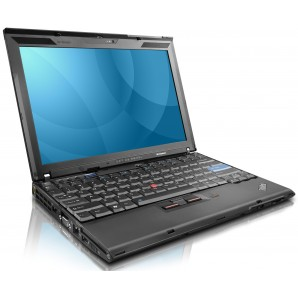 Lenovo X200s C2D 1.8Ghz/2GB RAM/160 HD/12""