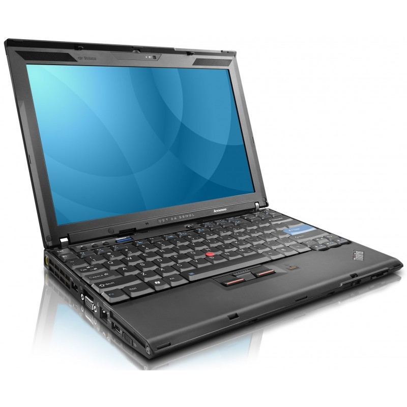 "Lenovo X200s C2D 1.8Ghz/2GB RAM/160 HD/12"""