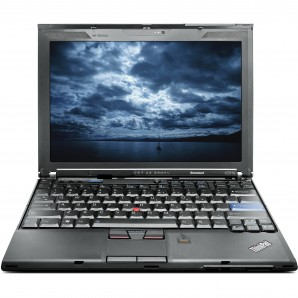"Lenovo X201Core i5 12"" W7Pro Webcam"