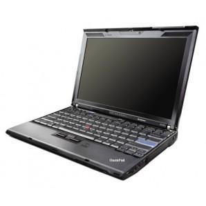 "Lenovo X201Core i5 12"" W7Pro Webcam"