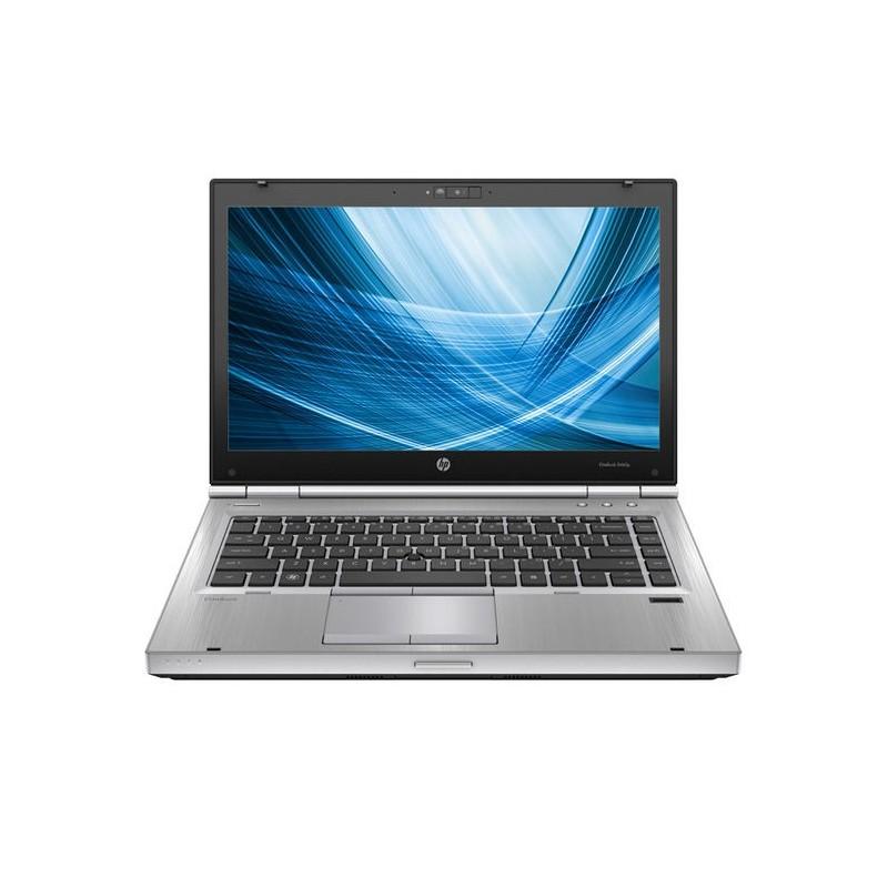 Hp Elitebook 8460P i7 2 7Ghz/ 4GB/320HD / DVDRW / W7 / 14