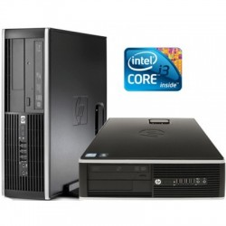 HP Elite 8100 I3/2.9Ghz/8GB/250HD/DVD €