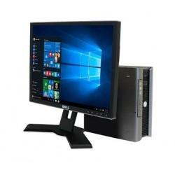 """Dell Optiplex 755 2.3GhZ/4GB/160GB HD + TFT 19"""""""