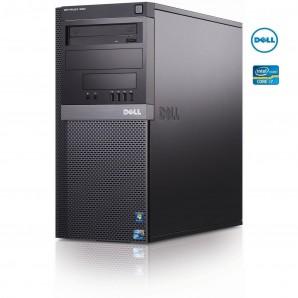 Dell 980 I7 2.8/4GB/128SSD/DVDRW/W7/Grafica