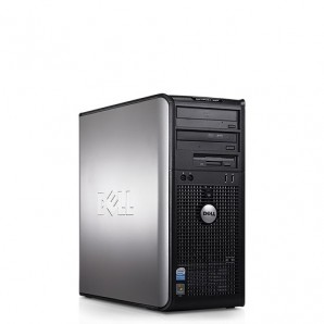 Dell Optiplex 520 Celeron 1GB/ 80HD/ DVD/ XP/Torre