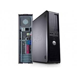 Dell Optiplex 745 PD 3.0/2GB/80HD/DVD/XP/Desktop