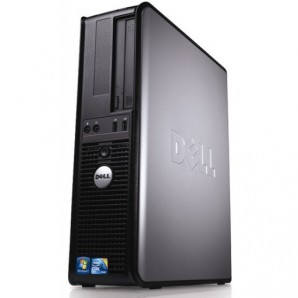 Dell Optiplex 380 C2D 3.0Ghz/2GB/160 HD/DVD/W7