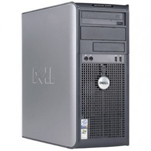 Ordenador Dell Optiplex 620 3.0/ 1024/80/dvd