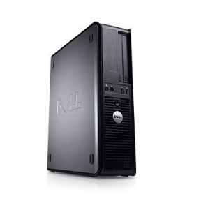 Dell 780 Dual Core 2.9/ SFF/ 2GB/160HD/DVDRW/W7