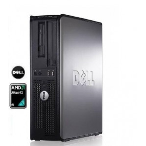 Dell 740 AMD 2.3Ghz/4 GB/250HD/DVD/SFF