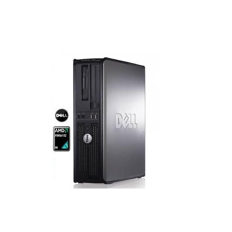 Dell 740 AMD 2.3Ghz/4 GB/250HD/DVD/SFF
