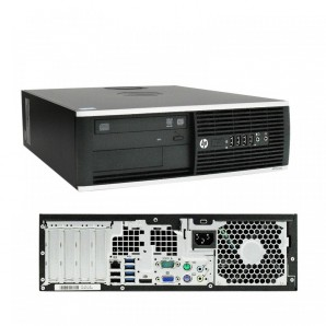 All in one ocasion HP Compaq 8300 I5/3.2Ghz/4GB/250HD/DVD/W7
