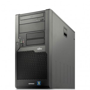 FUJITSU ESPRIMO E9900 Core i5/4GB/250GB HD/DVD/W7