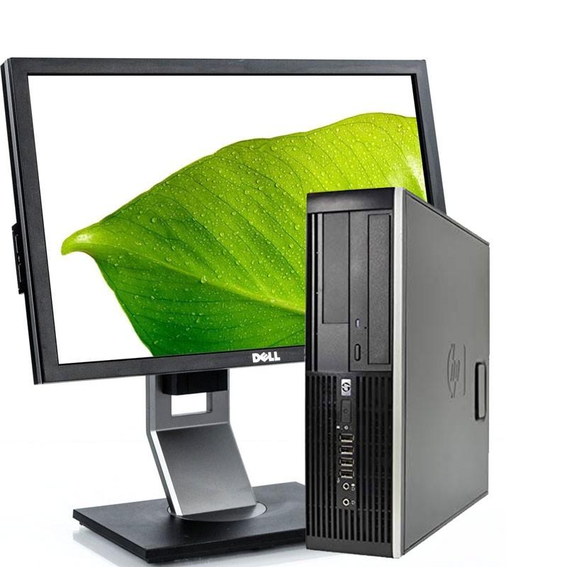 """Hp 6300 Core I3/3.3Ghz/4GB/250HD/DVDRW/W7 con PANTALLA de 19"""""""