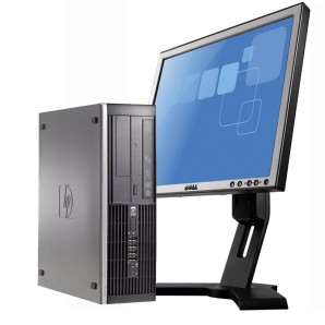 HP Elite 8200 I3/3.1Ghz/4GB/250HD/DVD + PANTALLA DE 19""