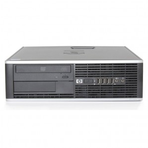 HP 8000 C2D 3.0/4GB/160 HD/DVD/W7/SFF
