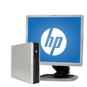 PC con Pantalla HP 7800 C2D 3.0Ghz/4GB/250HD/W7/19""