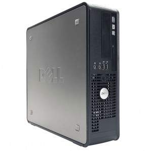 Dell Optiplex 780 C2D 3.0Ghz/4GB/250HD/DVD/W7