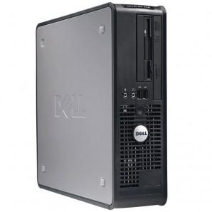 """Dell Optiplex 745 C2D 1.8Ghz/2GB RAM/160 HD/DVD + TFT Dell 19"""""""