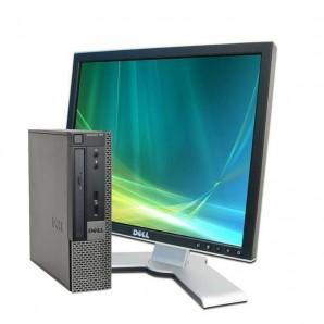 "Dell 790 I5/ 4GB RAM/ 250 GB HD/ DVD /W7 + PANTALLA DE 17"""