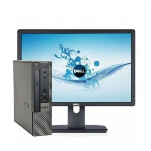 Dell 790 I5/ 4GB RAM/ 250 GB HD/ DVD /W7 + PANTALLA DE 19""