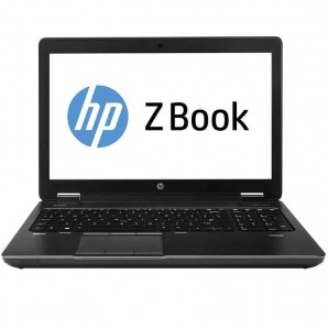 """HP ZBook 15 Workstation - i7 4700M / 2.4Ghz / 8GB / 128SSD /LCD 15.6"""""""