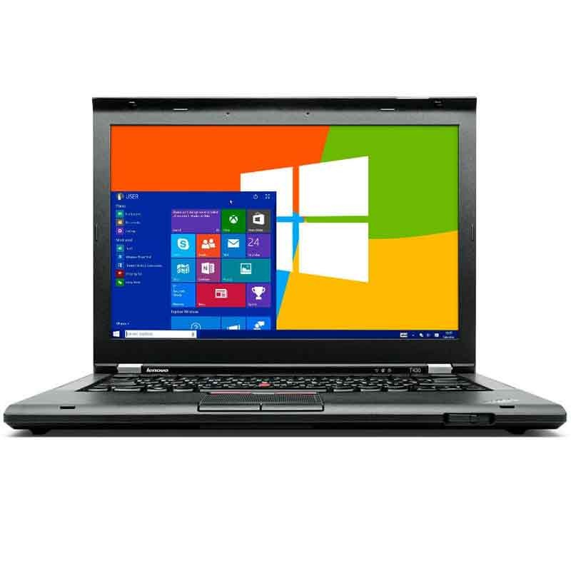 Portatil Lenovo T430 core i7/ 4 GB/ 320 HD/ DVD/ 14""