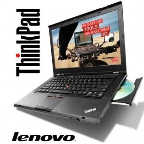 """Portatil Lenovo T430 core i7/ 4 GB/ 320 HD/ DVD/ 14"""""""
