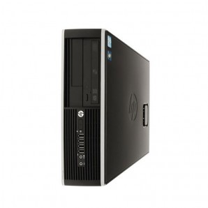 HP 8000 C2D 3.0/4GB/160 HD/DVD/W7/SFF + PANTALLA DE 19""