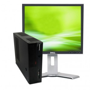 Lenovo ThinkCentre A62/AMD/4GB RAM/250HD/W7 + PANTALLA DE 19