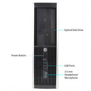 Computador HP 8300 I7 | 4GB | 250GB HD |DVDRW | W7