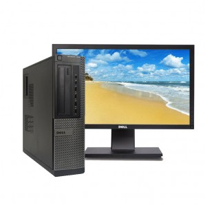 PC con Pantalla Dell 7010 I3/4GB/250HD/W7/22""