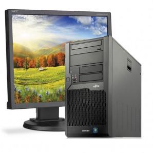 """PC con Pantalla Fujitsu P9900 i5/4GB/250 HD/DVD/W7/19"""""""