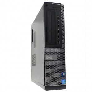 Dell 990 Core I7 3.4/ 4GB/ 250 hd/ DVDRW/ W7