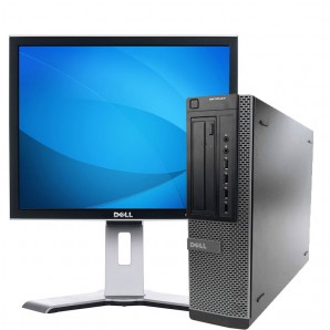 Dell 7010 I7 3.4GHz/4GB/250HD/DVDRW/W7/19""
