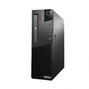 Lenovo M81 SFF 3.4/ 4GB/ 250HD/ DVD/ W7