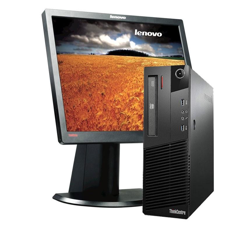 """Pc con pantalla Lenovo M81 i7 3.4/ 4GB/ 250HD/ DVD/ W7/17"""""""
