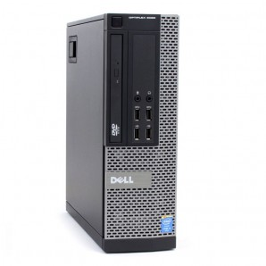 PC con Pantalla Dell 9020 I7/3.2Ghz/8GB/500 HD/DVD/W7/22""